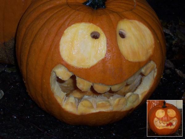 happy halloween pumpkin carving ideas