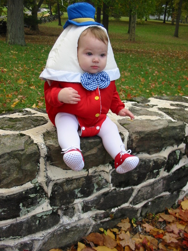 humpty dumpty costume for toddlers