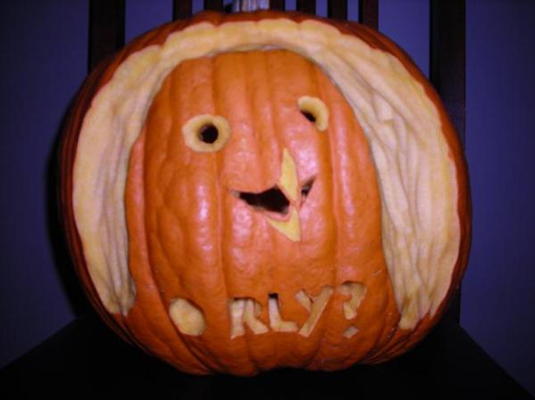 orly pumpkin carving idea for halloween