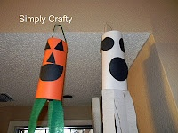 simple kids crafts for halloween
