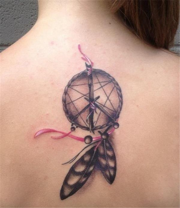 Dream Catcher Tattoos