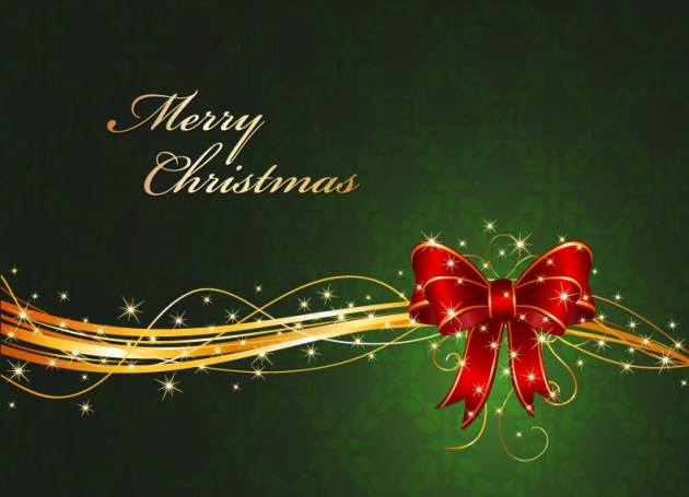 HD Merry Christmas Background Image