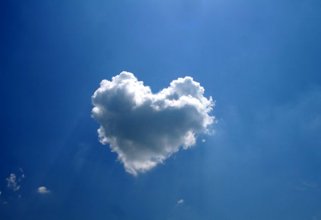 heart cloud picture