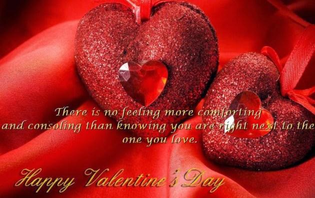 happy valentines day love quote