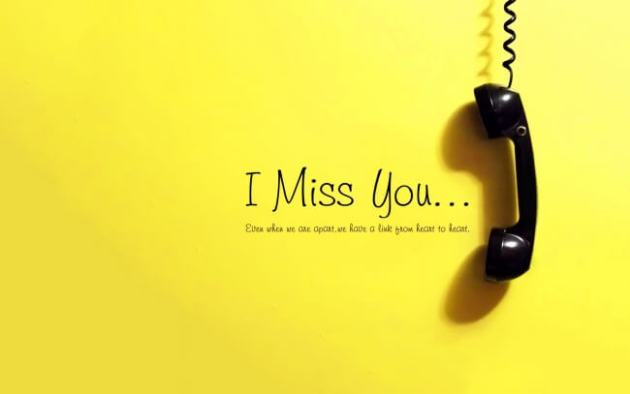 i miss you background picture