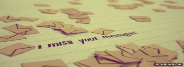 i miss you facebook photo