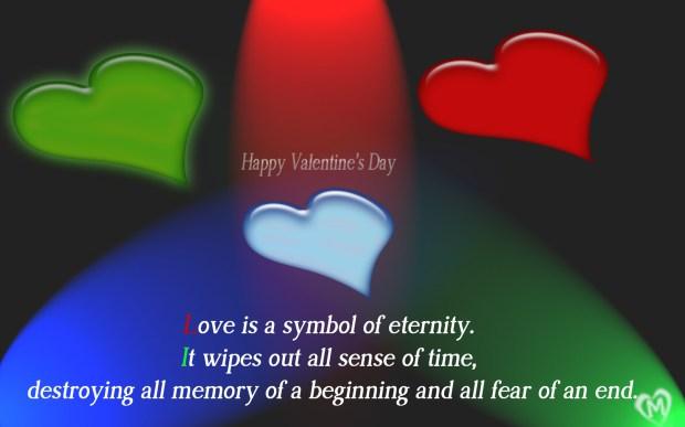 quote picture happy valentines day