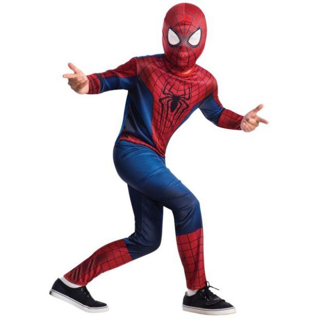 Spider Man costume ideas