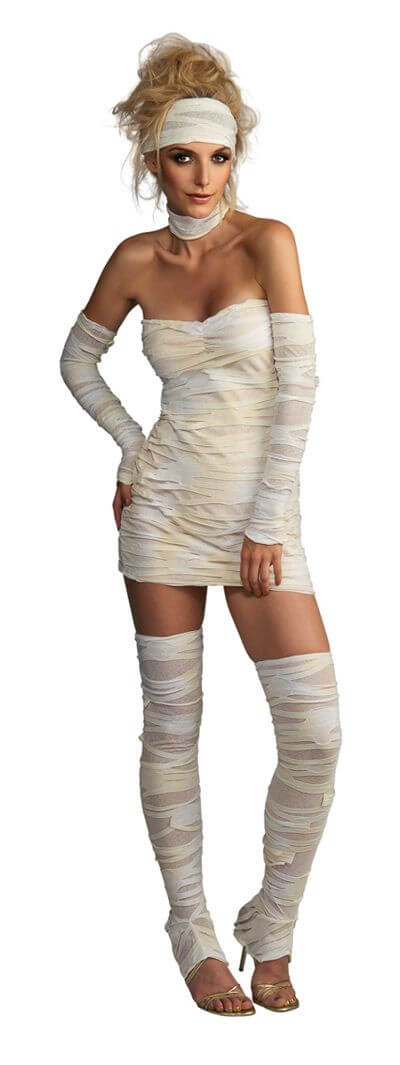 Halloween-Monster-List-Mummy-Costume-ideas