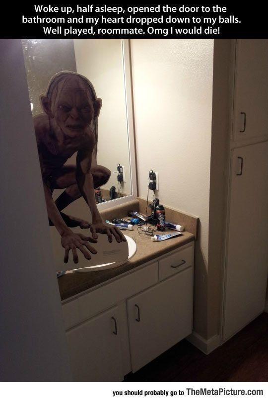 Halloween prank Ideas