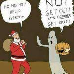 funny halloween meme photo