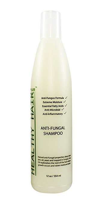 Healthy Hair Plus Anti-Fungal Shampoo