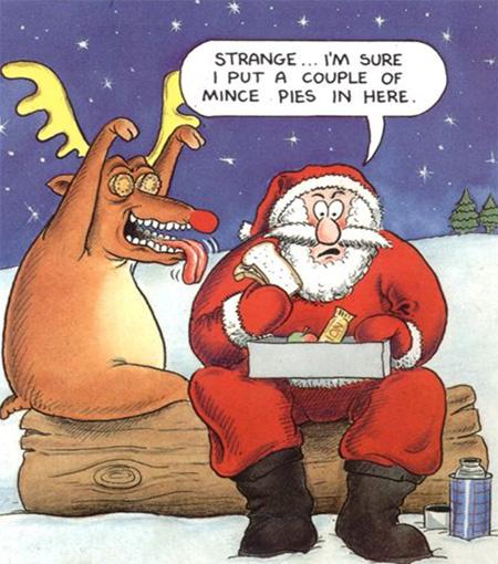funny Christmas Santa jokes