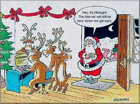 funny Christmas card ideas