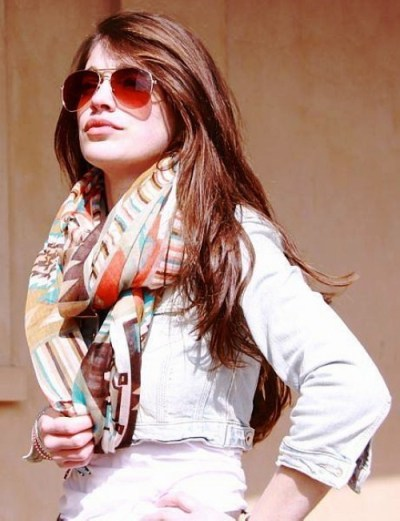 Scarf Classic Loop for girls