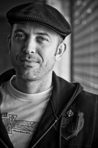 Chris Garver tattoo artist