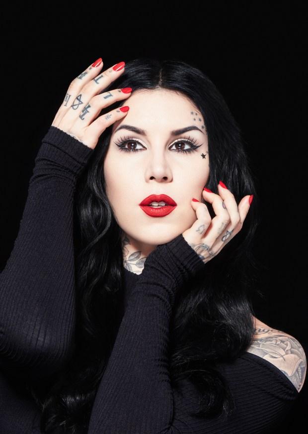 Kat Von D Tattoo Artist US