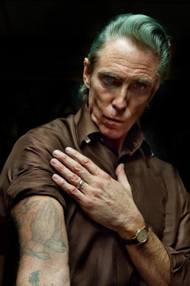 Mark Mahoney tattoo artist