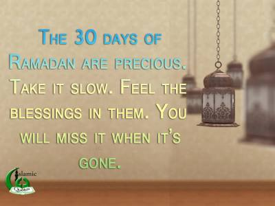 Images of Ramadan Quotes Sayings