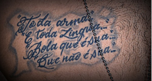 Neymar Jr Tattoos