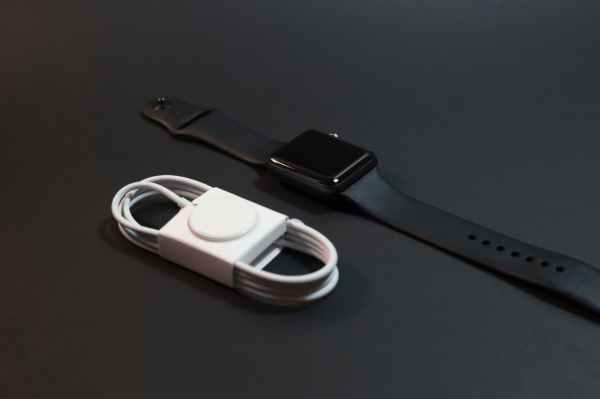 A smartwatch