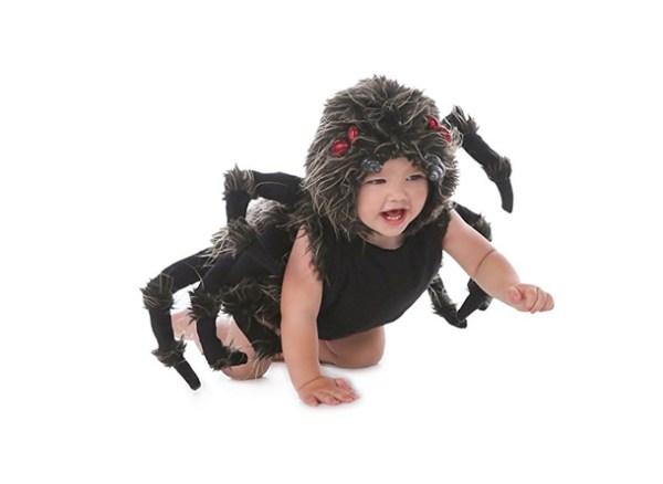 baby spider halloween costume ideas