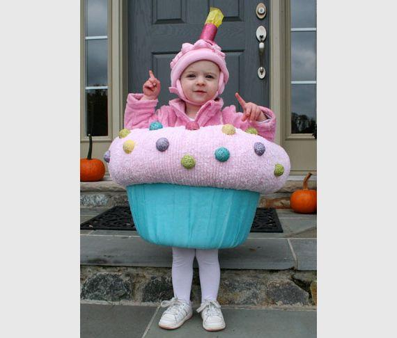 diy yummy cupcake halloween costume