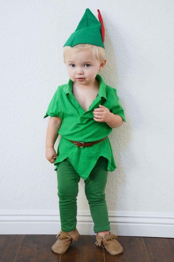 peter pan toddler costumes