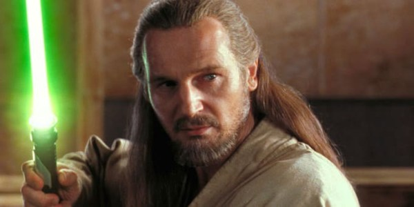 qui-gon jinn star wars character long men hairstyle ideas for halloween