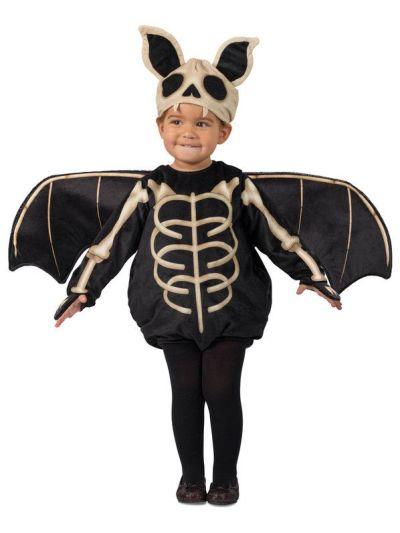 toddler skeleton bat costume ideas for halloween