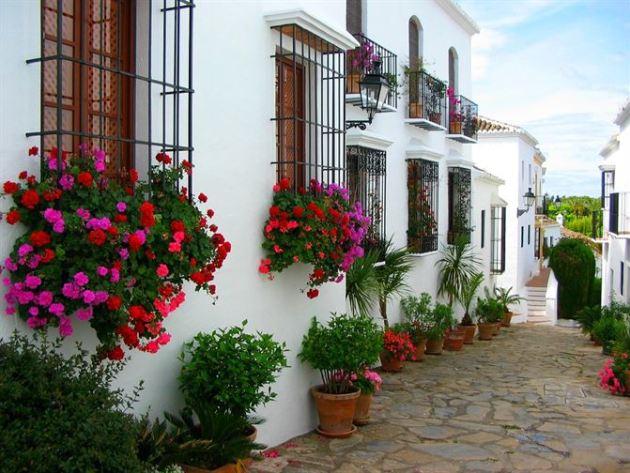 beautiful marbella city spain