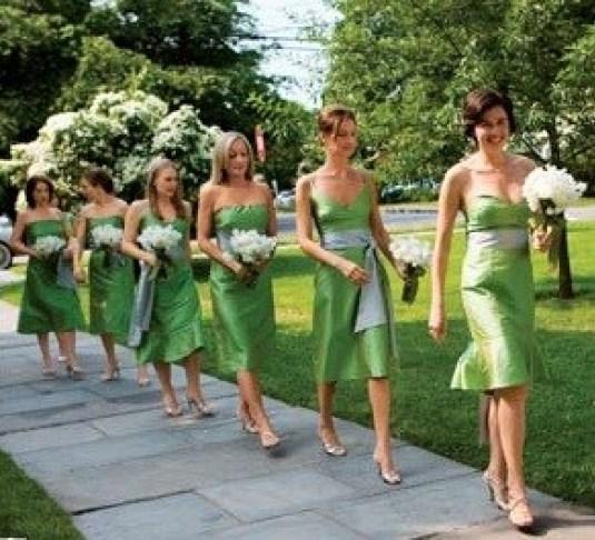 light green wedding dress ideas for summer 2019