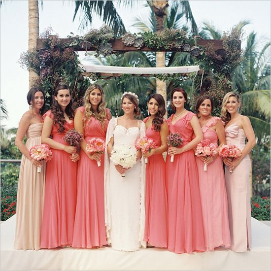 light red wedding dress ideas for 2019