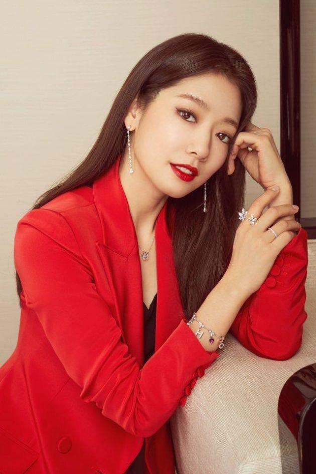 lovely Park Shin-hye