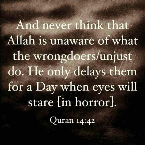 Islamic Quotes on Justice