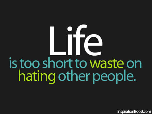 short life quotes status image