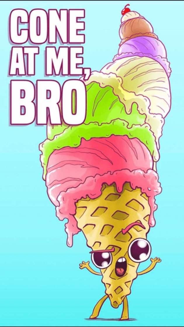 funny ice cream puns
