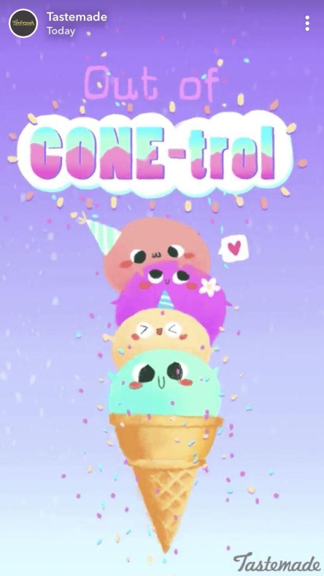 ice cream puns