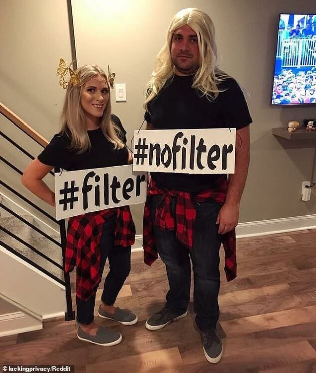 diy funny halloween costume ideas for couples