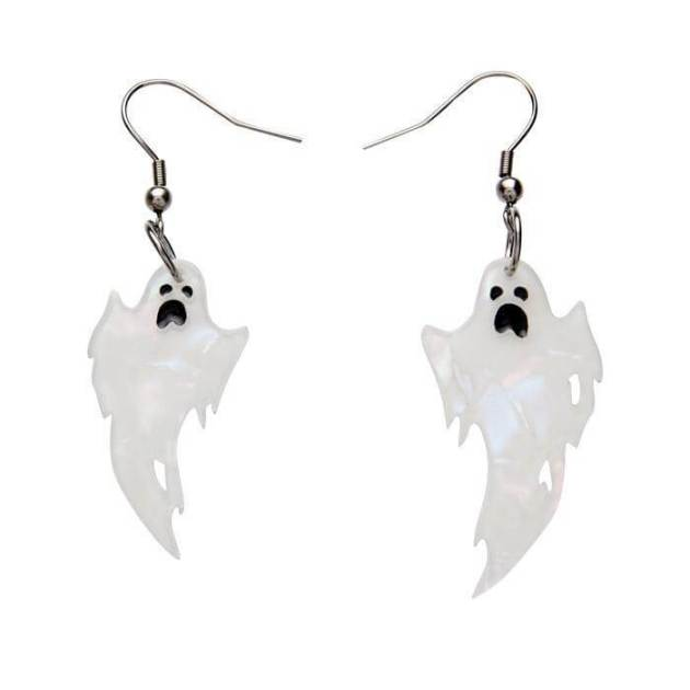ghost earrings jewelry