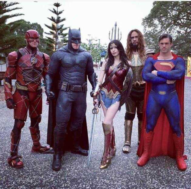 marvel superhero group costume ideas for halloween