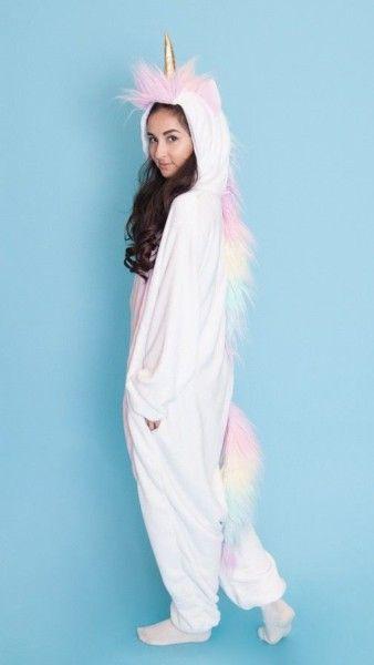 unicorn onesie girls costume ideas for halloween
