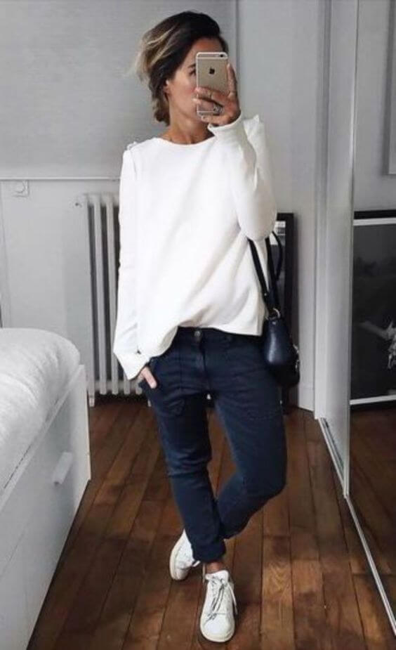 minimal chic outfit ideas