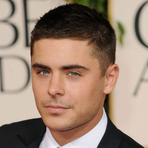 crew cut hairstyle 2020 for decent men