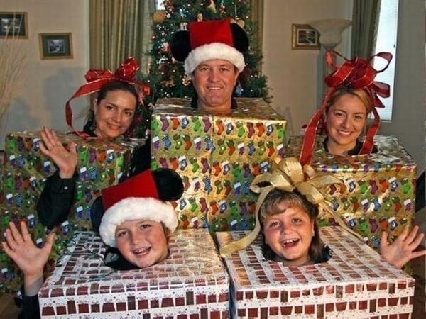 worst funny christmas family picture ideas