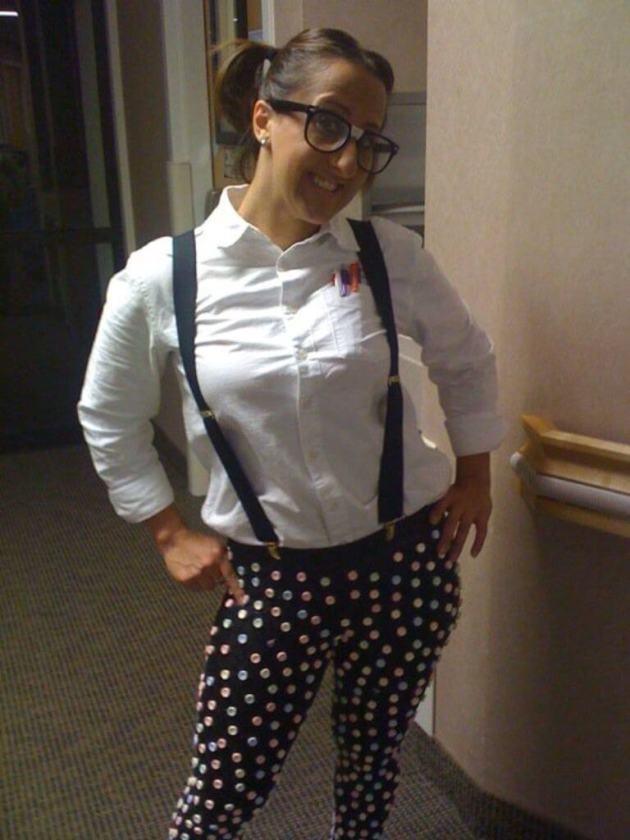 smartie on pants halloween costume ideas for females