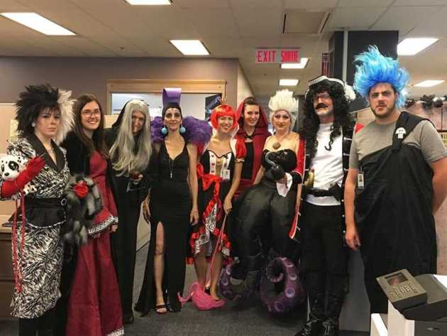 disney villains group halloween costumes for work