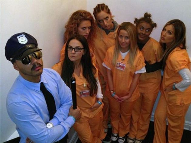 orange is the new black group halloween costumes for work