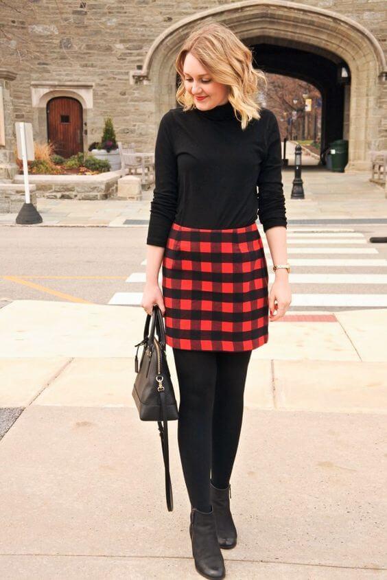 festive christmas pencil skirt dress ideas