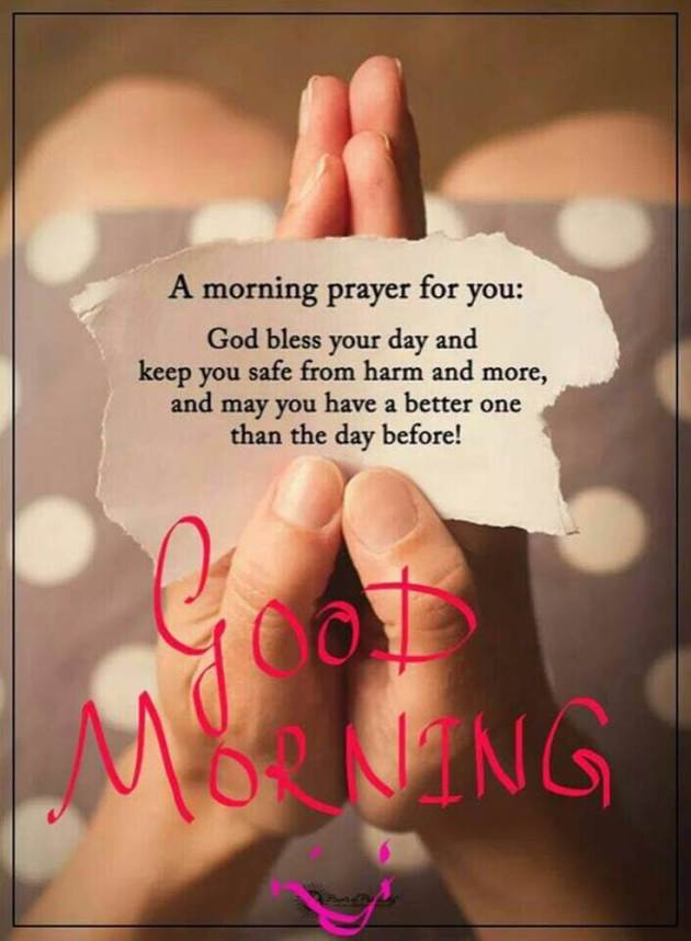 good morning prayer image for someone special